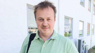 FEKK GEHØR: Arne Glen Flåten (H) fekk med seg dei andre politikarane i formannskapet på forlaget om å gje Knaken fritak frå eigedomsskatt.