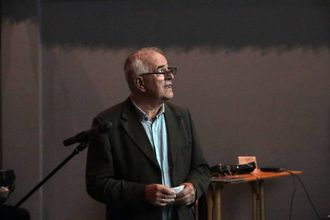 EIN RESSURS: Kjell Arvid Heen la vekt på at eldre er ein viktig ressurs i dagens samfunn.