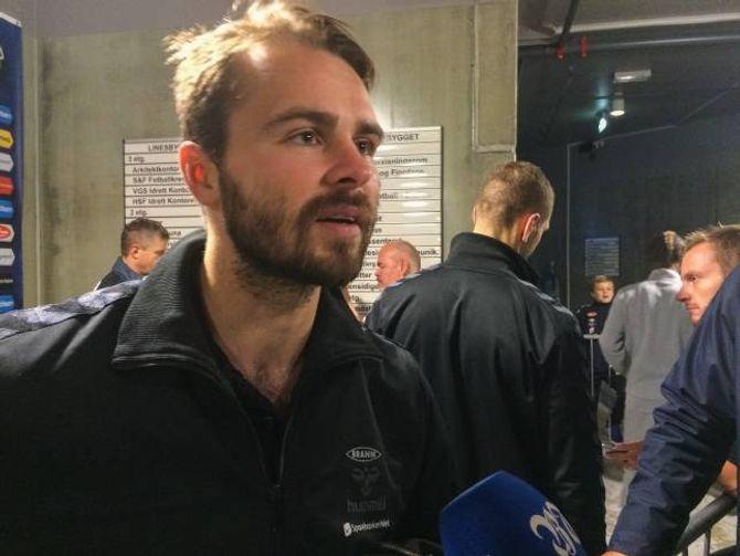 PINLEG: Vadim Demidov om Henrik Furebotn etter kampen: