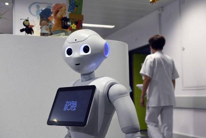 RASK DIAGNOSE: Ein robot som kan finne ut kva slags sjukdom du har på ein brøkdel av tida det tar ein lege, er ikkje lenger rein science fiction.