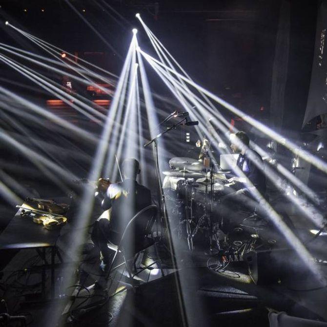 IMPROVISASJON: Under konsertane ligg låtmaterialet i botnen, men låtane kan ta overraskande vendingar ettersom dei tre musikarane improviserer ein heil del undervegs.