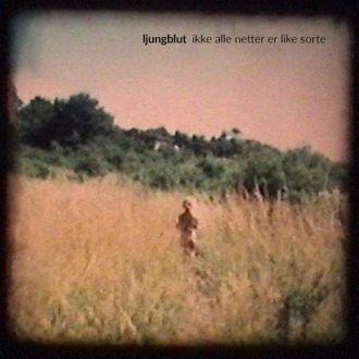 NYSLEPP: Kim Ljung står for vokal og tangentar i Ljungblut - her coveromslag for det nye albumet.