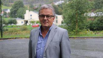URETTFERDIG: Rådmann Olve Fossedal tykkjer kommunen får litt urettferdig tyn for noko dei ikkje kunne gjere noko med.