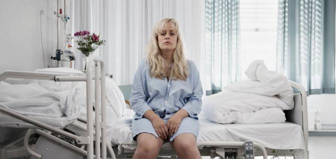 39f0d7db FEMININE FORVIKLINGAR: Henriette Steenstrup i filmen