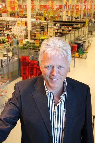 NØGD: Administrerande direktør i Coop Vest Geir Espe peikar mellom anna på Coop Vests samfunnsansvar, som ein av grunnane til den gode utviklinga i 2014.