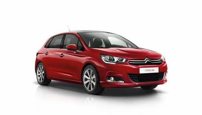 NY: Dei utvendige endringane er små på den nye Citroën C4. Men nye lykter har modellen fått.