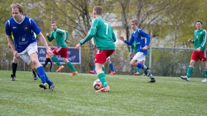 Seriestart 3. mai, Jotun/ÅTIL/Årdal 2 - Balestrand.