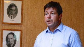 FORSTÅR PRESSET: Olav Grøttebø (V) har forståing for at presset mot rådmannen gjer arbeidssituasjonen vanskeleg.