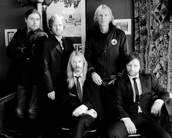 OSLO-INSPIRERT: Bjølsen Valsemølle er eit Oslo-band som skriv tekstar inspirert av hovudstaden. Fredag kveld står dei på scena på Bakeriet.