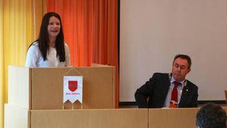 STØTTA FAU: Brandsdal og Arbeidarpartiet støtta FAU sine forslag til endringar. Arkiv