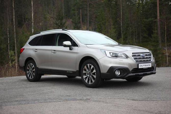 PÅ NETT: Subaru blir det første bilmerket i Noreg som gjer det mogleg å bestille og betale for ein ny bil på nettet.