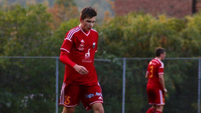 HALDNINGSPROBLEM: Straumsheim meiner unge fotballspelarar i Noreg har eit haldningsproblem når det gjeld trening.