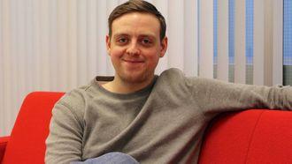 DØDSANNONSAR: Ansvarleg redaktør Truls Grane Sylvarnes håpar folk brukar tilbodet.