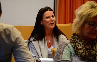 SATSING BETYR MYKJE: Varaordførar Marie-Helene Hollevik Brandsdal (Ap) seier ho håpar på fleire initiativ til satsingar i Årdal.