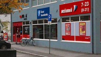 RIMI: I Øvre Årdal vil konkurransekrafta til Coop bli for stor dersom dei eig Coop Extra og Rimi. Arkiv