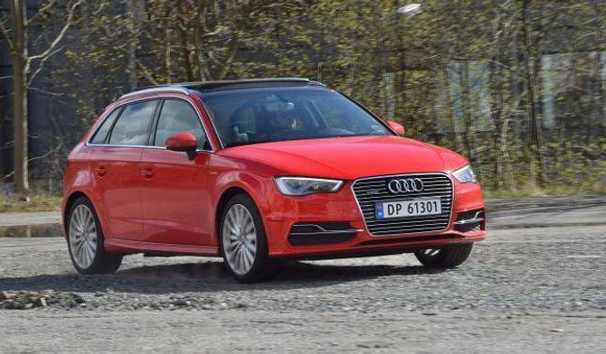 AUDI: Ladbar A3 kan bli Audis vinnarbil i Noreg.