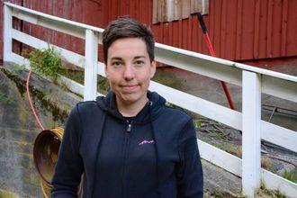 IKKJE LOV: – Dette er jo ikke lov, og eg hadde aldri turt å utnytte situasjonen på denne måten, seier festivalsjef i Målrock, Katrine C. Fredheim. Arkiv