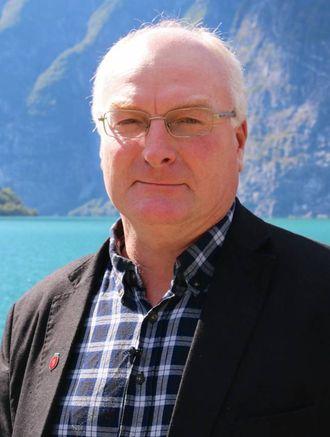 Geir Sandvik, Årdal Frp.