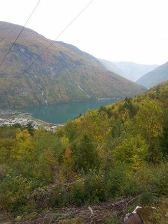 FARDALEN: Å gå til Melheim og vidare opp i Fardalen er alltid populært