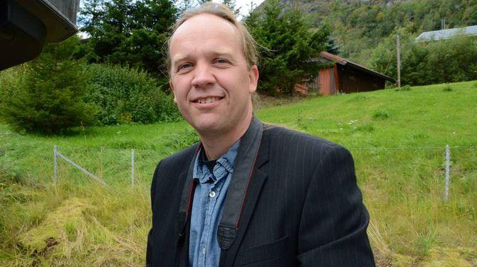 KOORDINATOR: Jan Adriansen, er prosjektleiar for Kongevegen over Filefjell og koordinerar mellom anna tilrettelegging av turvegen, nettverket av bedrifter og informasjonarbeidet.