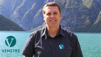 SPENT: Kurt Jevnaker og resten av Årdal Venstre er særs spente før dei endelege resultata er på plass. Arkiv