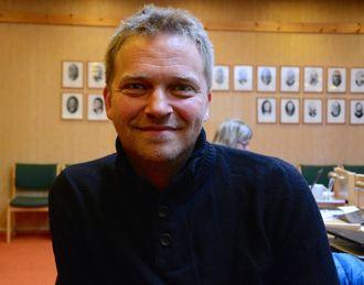 NY VARAORDFØRAR: Trond Øyen Einemo (H) er klar på at det står att diskusjonar før torsdagens møte.
