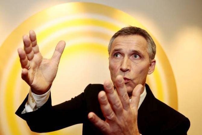 MÅNELANDING: Då Jens Stoltenberg annonsert at Noreg skulle gjere ei «månelanding», verka det betrakteleg meir spanande enn å bruke milliardbeløp på å utvikle eit reinseanlegg for CO2-utslepp som kanskje, eller kanskje ikkje, kom til å fungere.