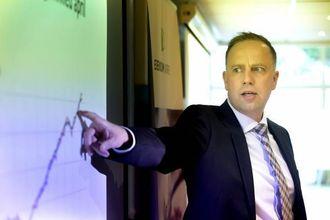 Christian V. Dreyer, administrerande direktør i Eiendom Norge.