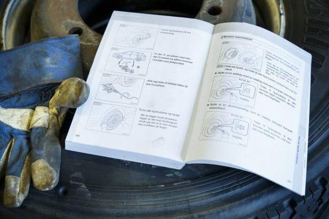 JEKK: Biljekken fungerer heilt utmerkt, men pass på at du plasserer han rett. Kor det er, står i instruksjonsboka.