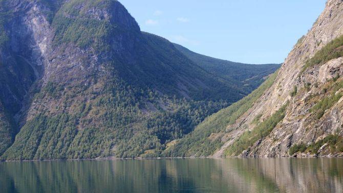 UTBYGGING: Småkraft AS har søkt om å bygge ut vasskrafta i Nundalselvi i Nundalen. Arkiv