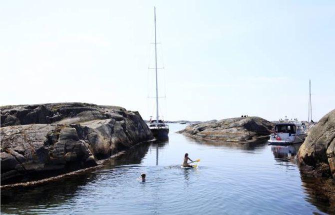 SVERIGE: Kosterøyane i Bohuslän i Sverige er ein idyllisk feriedestinasjon du kan reise til utan å fly.