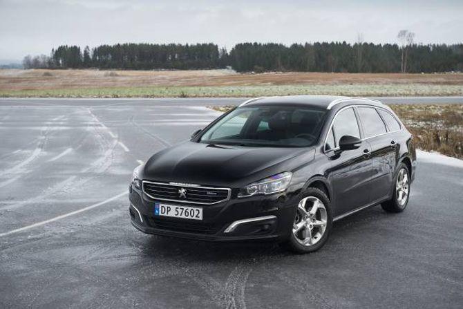 REELLE MÅLINGAR: Citroën og Peugeot er lei fiktive målingar av forbruk. No vil dei publisere reelle målingar av forbruket til bilane.