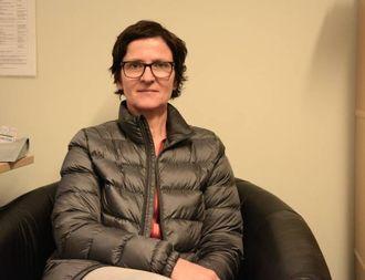 GOD INFORMASJON: Anne Bøe, hovudtillitvald for Sjukepleiarforbundet i Lærdal.