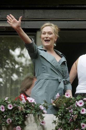 HOLLYWOOD-STJERNE: Introverte Meryl Streep er ei av dei mest suksessrike og tiljubla skodespelarane i verda.