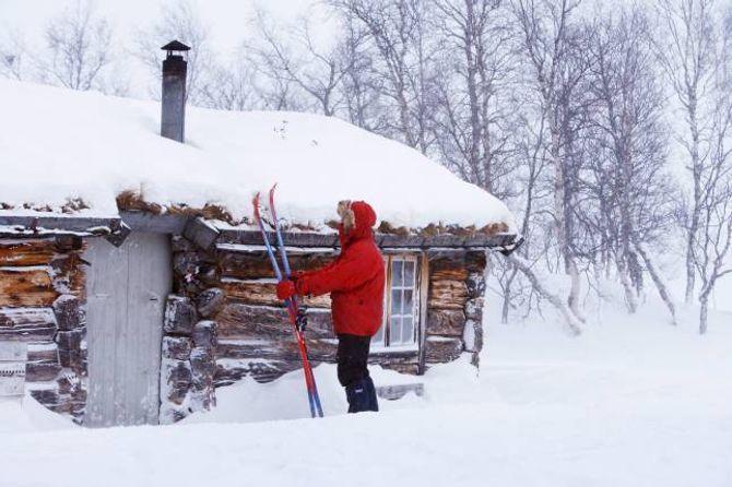 FRILUFTSLIV: Ski- og turgåing for moro skuld kom inn i den norske kulturen på 1800-talet.