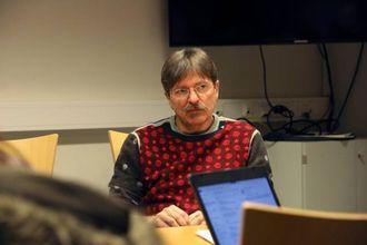 SAMLOKALISERING: Rådmann i Lærdal, Alf Olsen jr., foreslår å samle tannhelsetenesta til Lærdal. Arkiv