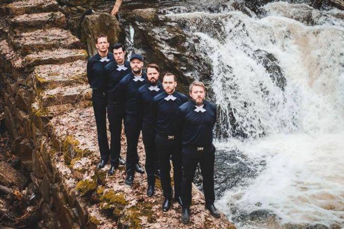 NYTT ALBUM: The Dogs slapp eit nytt album i starten av januar.
