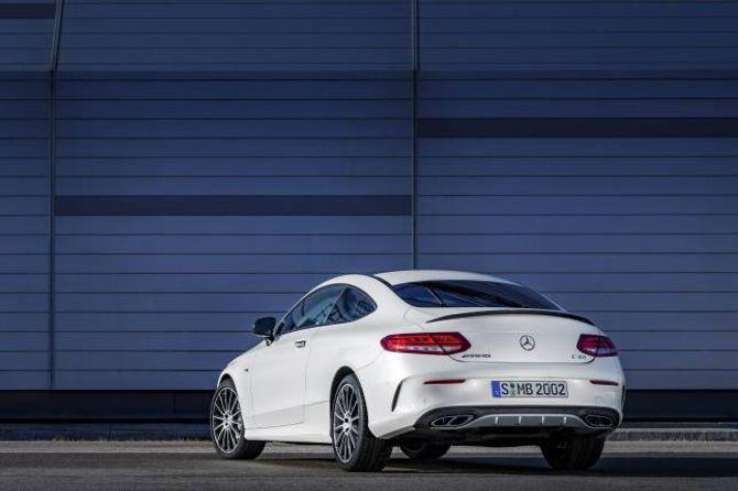 NESTEN VERSTING: AMG-avdelinga til Mercedes-Benz kjem med «'mildare» bilar.