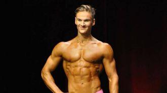 1.PLASS: Øyvind Seim tok 1.plass i debutantklassen i Sandefjord Open.