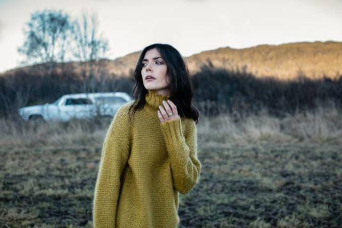 Under Skåri: Monica Heldal er den fyrste artisten som skal spele under Skåri.