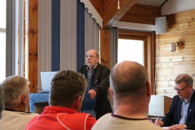 FEIL: Arne Sunde meiner premissane for kommunereforma er feil i utgangspunktet.