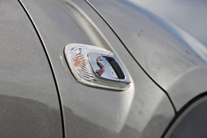 MOROUTGAVE: Cooper S-motoren er på to liter og yter 192 hestekrefter.