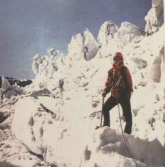 Berit Vetti likte seg best i fjellet som ung.