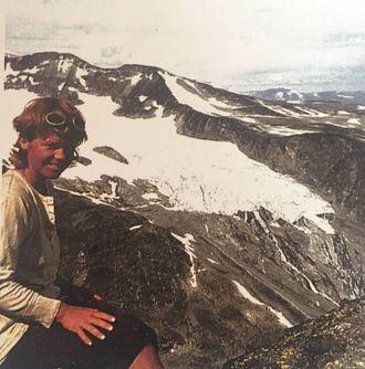 TOPP: Berit Vetti har bestege dei aller fleste fjell i Noreg.