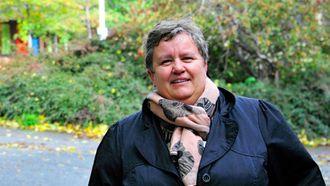 MODELL: Anne Kauppi meiner modellen ÅTIL har presentert er den rette å gå for.