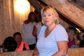 POPULÆRE: Konsertane med songkoret og Longhorn har vore svært populære, fortel Kari Blåflat.