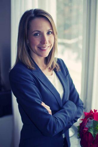 Psykolog Anna Bennich Karlstedt.