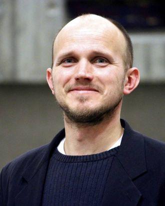 VESTLANDSTURNÉ: Dirigent for Sølvguttene Fredrik Otterstad. Pressefoto