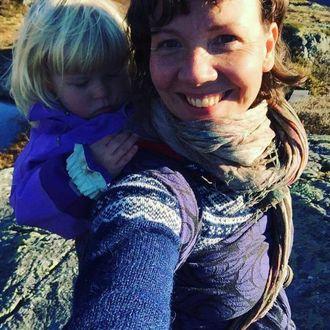 OPPLEVING: Når ungar går tur saman med andre ungar, vert det ofte ei god oppleving for dei, seier Sandra Opheim.