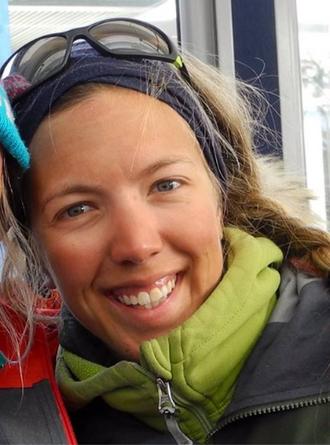 KREVJANDE: Ragnhild Fagerslett, sjef for Fjellsportfestivalen, gler seg til å ta imot nokre av dei beste skikøyrarane i verda.